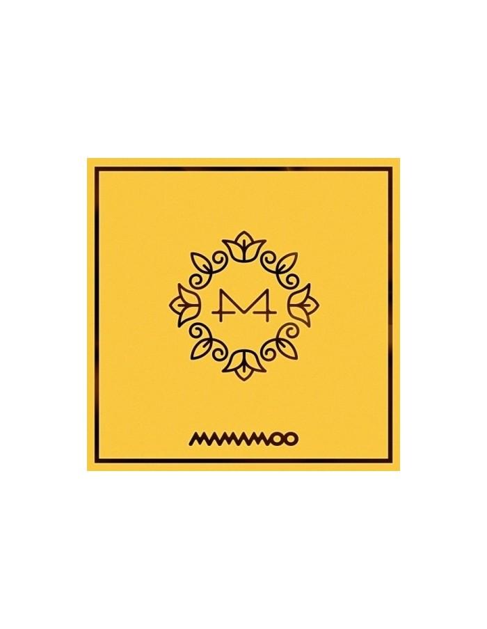 MAMAMOO 6th Mini Album - Yellow Flower CD + Poster [Pre-Oder]