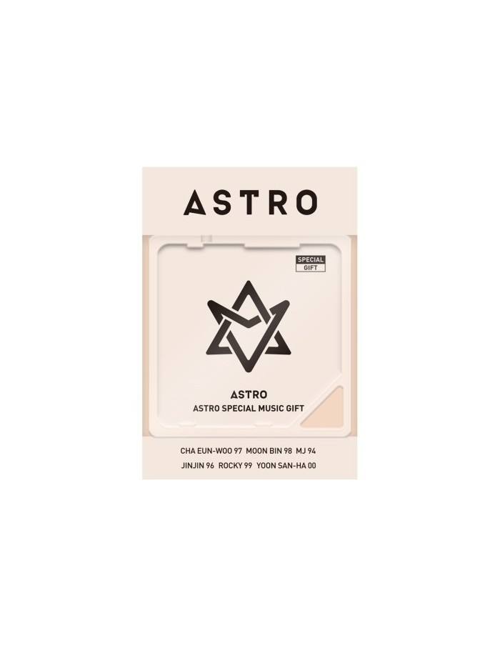 [Kihno] 2018 Astro Special Single Kihno Album