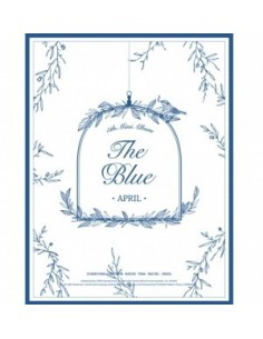 APRIL 5th Mini Album - The Blue CD