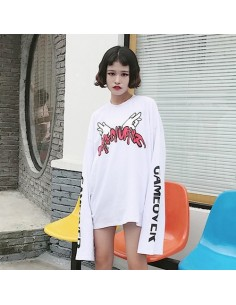 [L237] Two Hand Game Over T-Shirt