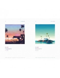 WINNER Single  Album - OUR TWENTY FOR - CD (Random Version)