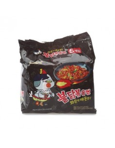 SAMYANG Fire Hot Chicken Flavor Ramen 140g x 5EA