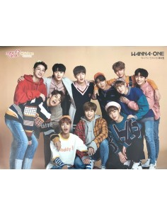 [Poster] WANNA ONE x Mexicana Special Collection - Poster(2Kinds)