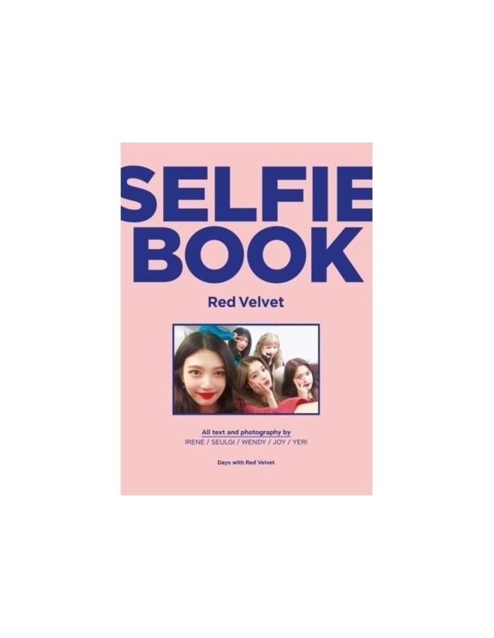 [Pre Order] RED VELVET - Selfie Book