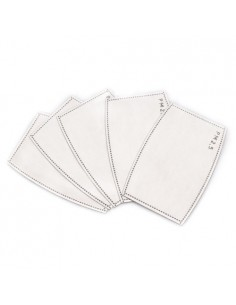 [SAKUN] A-MASK FILLTER SET(WHITE)