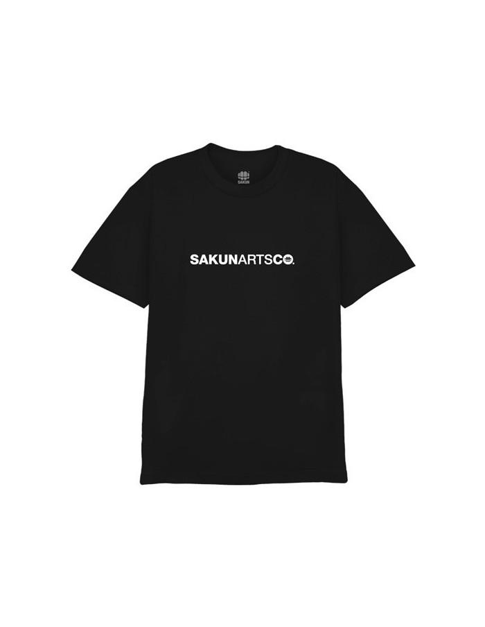 [SAKUN]  T-ARTSCO(BLACK)