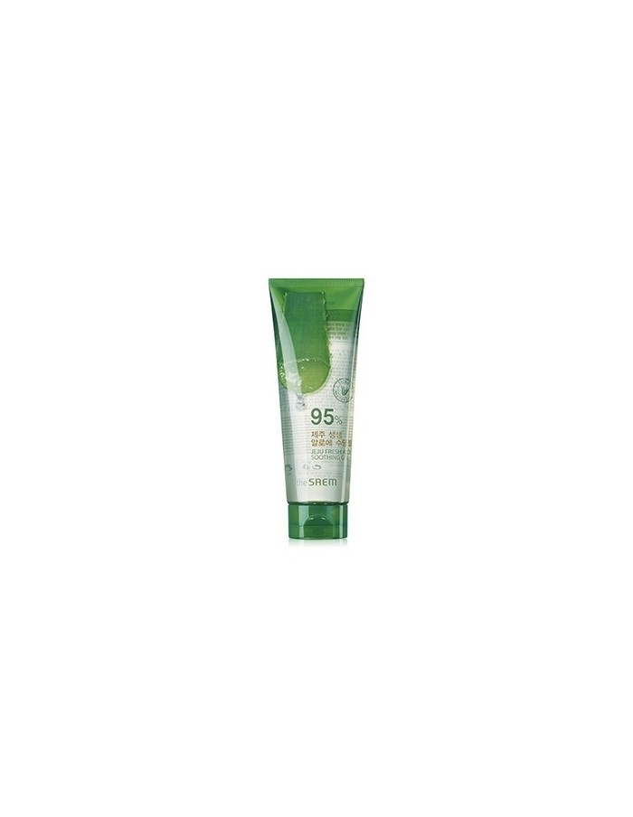 [the SAEM] Jeju Aloe Soothing Gel 95%_Tube 250ml