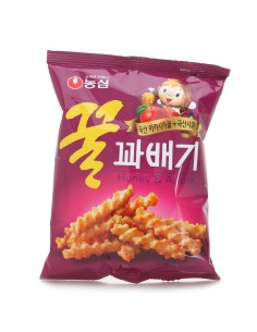 NONGSHIM Honey Twisted Stick 90g