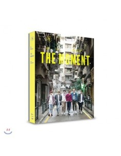[DVD] JBJ 1st Photobook - The Moment + Poster(Limited Edition)