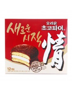 ORION Chocolet Pie 468g (12ea)