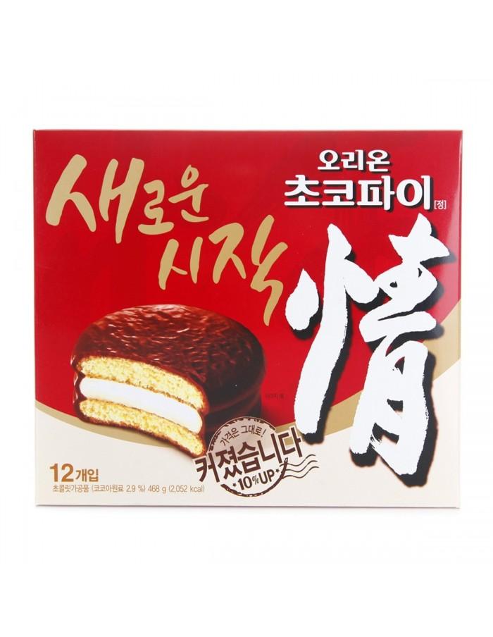 ORION Chocolet Pie 468g (12ea)