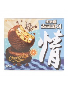 ORION Chocolet Pie : Choco Chip 444g (12ea)