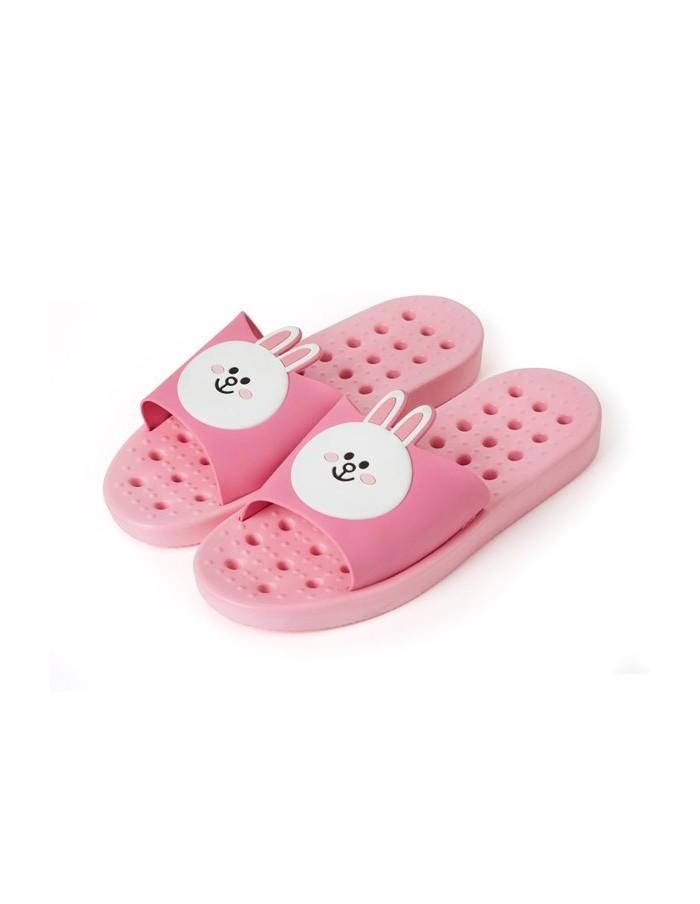 [LINE FRIENDS Goods] Cony Bathroom Slipper