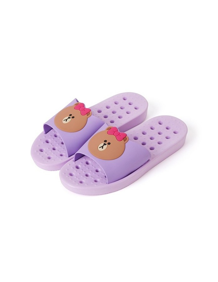 [LINE FRIENDS Goods] Choco Bathroom Slipper