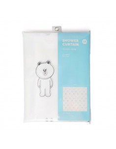 [LINE FRIENDS Goods] Shower Curtain