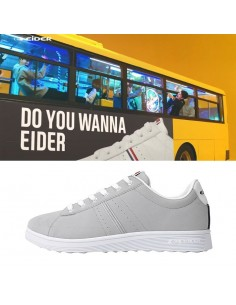 [Pre Order] Wanna one x Eider Corse Gray Shoes