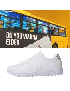 [Pre Order] Wanna one x Eider Corse Pink Shoes