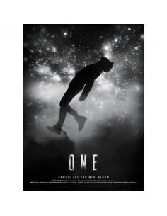 Samuel 2nd Mini Album - ONE CD + Poster