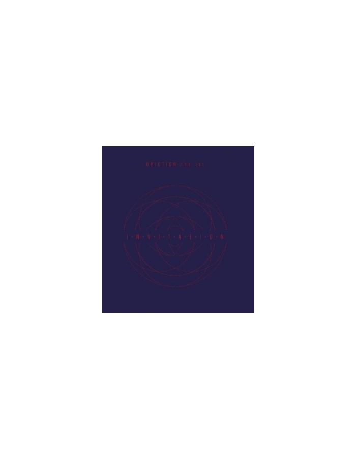 UP10TION 1st ALBUM - Invitation ( Red Ver ) CD + Poster