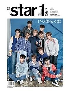 Magazine At Star1 2018-4 WANNAONE