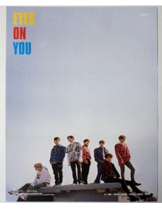[Poster] GOT7 Eyes On You Poster (You Ver)