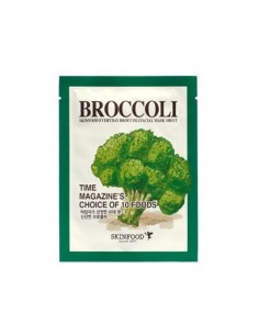 [Skin Food] Everyday Facial Mask Sheet 21g - Broccoli