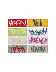 iKON Return Patch iKON Return Set