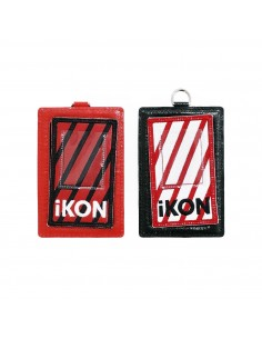 iKON Return Card Wallet Necklace & Patch