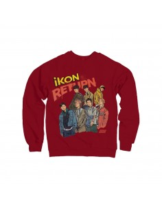 iKON Return Sweatshirts