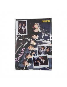 GOT7 Mini Album - Eyes On You (Eyes Ver) CD + Poster