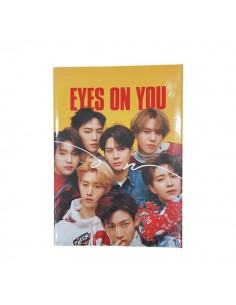 GOT7 Mini Album - Eyes On You (On Ver) CD + Poster