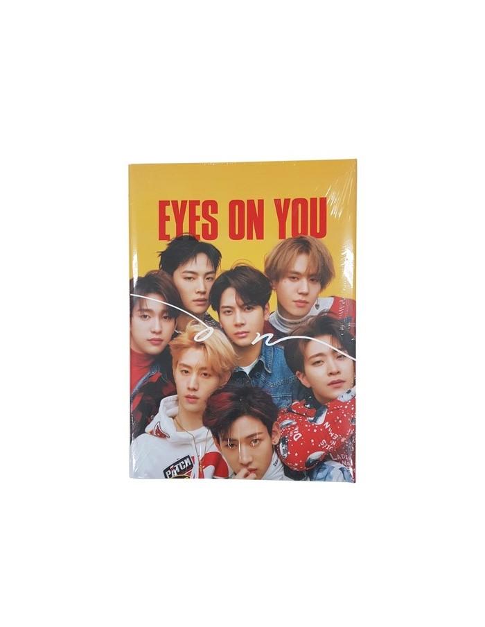 GOT7 Mini Album - Eyes On You (On Ver) CD + Poster