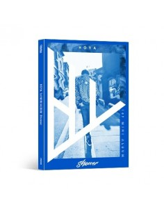 HOYA(INFINITE) 1st Mini Album - Shower CD + Poster