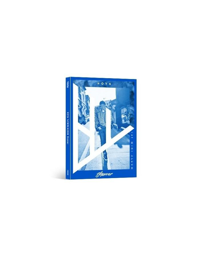 HOYA(INFINITE) 1st Mini Album - Shower CD + Poster