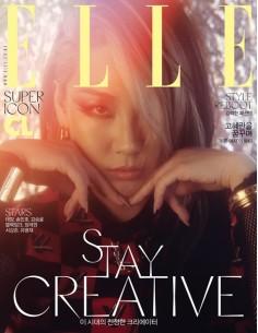 Magazine ELLE 2018-4 CL