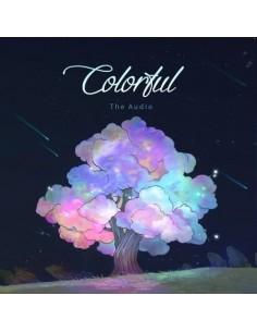 The Audio1st EP Album - Colorful CD
