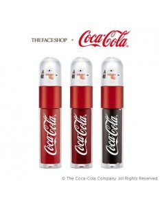 [Thefaceshop] Coke Bear Lip Tint 5.5g