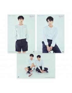 [Poster] Jin Longguo, Shi Hyun Hello Poster Set