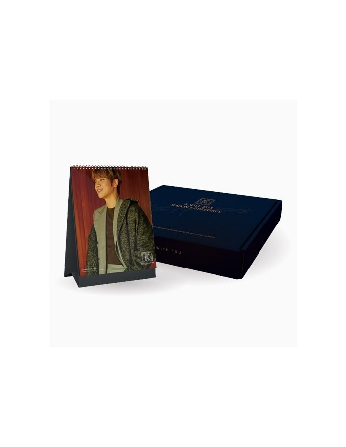 K Will 10th Anniversary Concert Goods - Season Greeting
