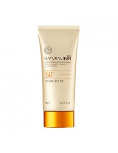 [Thefaceshop] Natural Sun Eco Power Long Lasting Sun Cream SPF50+ PA+++ 80ml