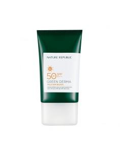 [ Nature Republic ] Green Derma Mild Sun Cream SPF50+ PA+++ 50ml