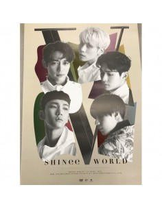 [Poster] SHINEE - World V In Seoul Poster