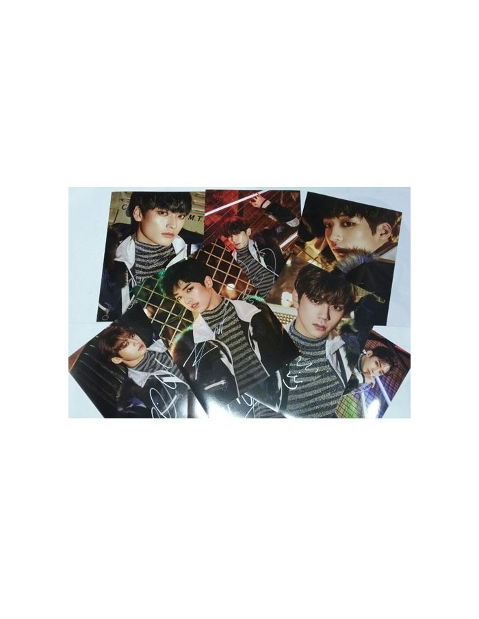 "TRCNG 1st Show-Con ""Who Am I"" Goods - A4 Photo Set"