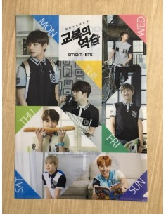 SMART X BTS, GFRIEND Promotional Goods - L Holder File