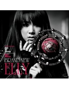 Seo In Young Mini Album Brand New ELLY CD + Poster