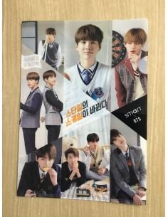 SMART X BTS Promotional Goods - L Holder File