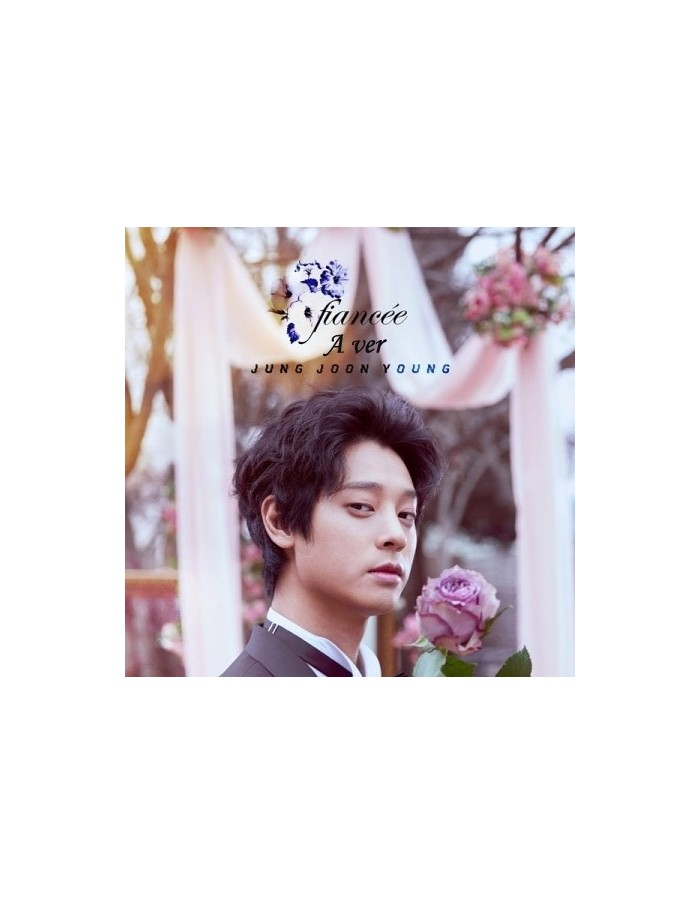 Jung Joon Young Single Album - Fiancee A ver CD + Poster