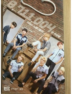 SMART X BTS Promotional Goods - Shopping Bag