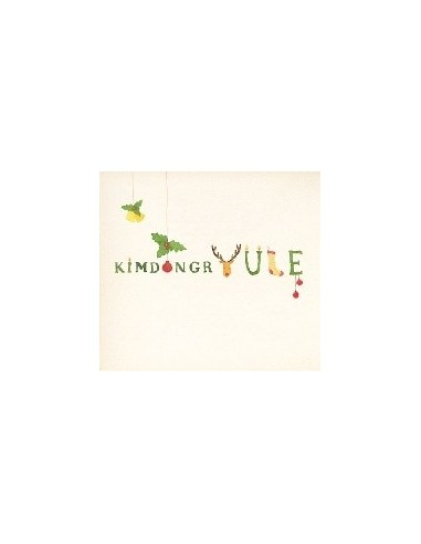 Kim Dong Ryule Album -  YULE CD