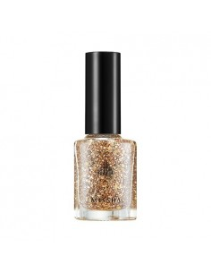 [MISSHA] Self Nail Salon Glitter Look [G027 Gold Soleil]